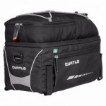 Alforje Curtlo Rack Pack 12lts Cicloturismo e Urbano