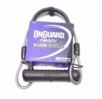 Cadeado U-Lock com cabo Onguard - Neon 8154