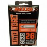 Câmara De Ar Maxxis 26x1.0/1.25 Welter Weight - Presta 48mm