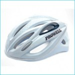 Capacete Prowell R66 Dots White