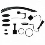 Kit Fiação / Sensor para Ciclocomputador Cateye Strada RD100