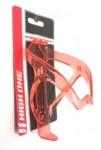 Suporte de Caramanhola Vermelho Transparente - High One
