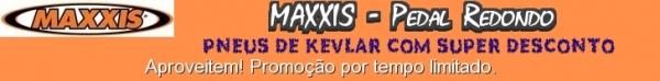 Promoção Maxxis