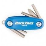 Ferramenta Canivete de Chaves Park Tool AWS-14 6 Funções Azul