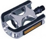 Pedal em Alumínio com Emborrachamento Antiderrapante - Feimin